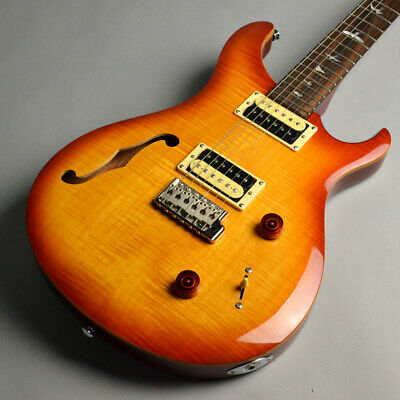Paul Reed Smith Prs Se Custom 22 Semi-Hollow N Vs Sunburst Guitar *Pef969 • 839.22£