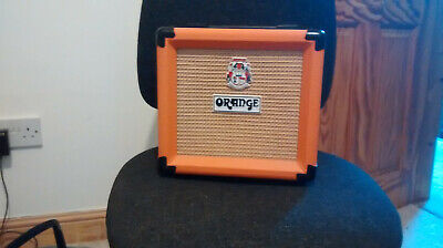 Orange Micro Terror Head + PPC108 Cab Mini Stack • 150£