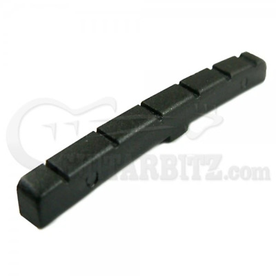 Graph Tech Black Tusq XL Nut for Fender - Slotted (PT-5000-00)