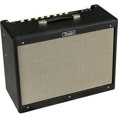 Fender Hot Rod Deluxe IV 40W 1x12 Tube Guitar Combo Amplifier Black LN • 505.40£