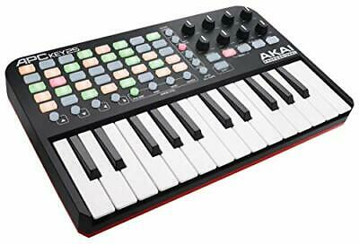 AKAI Professional APC Key 25 - USB MIDI Keyboard Controller Featuring 25 Piano • 90.54£