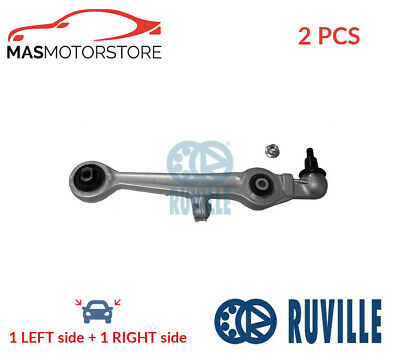 Lh Rh Track Control Arm Pair Lower Front Ruville 935749 2pcs I New • 123.95£