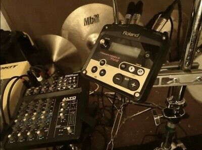 Roland TM-2 Trigger Module With Kick And Snare Triggers • 190£