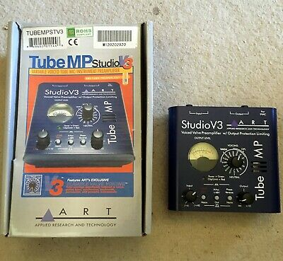 ART Tube MP Studio V3, Excellent Condition With Original Box And PSU • 70£