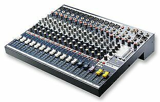 MIXING CONSOLE EFX12 12/2 - Mixers - Audio Visual - DP30105 • 446.31£