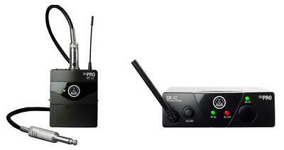 Instrument Mic, Wireless, 864.375, Ch70, Carrier Frequency 864.375mhz, D For Akg • 150.46£