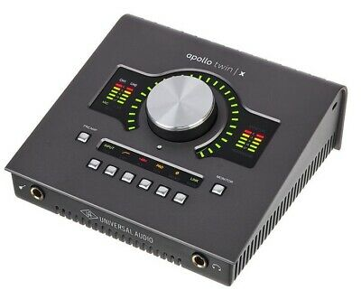 Universal Audio Scheda Audio Apollo Twin Duo X • 859.09£