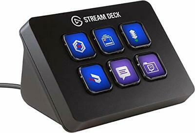 Elgato Stream Deck Mini - Compact Live Production Controller With 6 Customizable • 159.30£