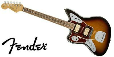 New Fender Kurt Cobain Jaguar Left-Handed 3-Color Sunburst *Cgt980 • 1,487.11£