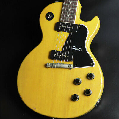 Gibson CS: 1957 LP Special SC Bright TV Yellow Slight Light Aged • 3,586.49£