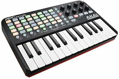 APC Key 25 USB MIDI Keyboard Controller Featuring 25 Piano Style Keys 40 Button • 74.02£