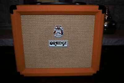 Orange Crush 20RT Amp, 2 X Guitar Jack Leads, Fender And Stagg • 41£