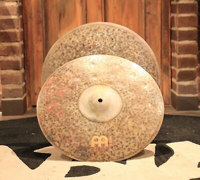 Meinl Byzance Extra Dry HiHat Cymbals 15'' - Demo! • 338.70£
