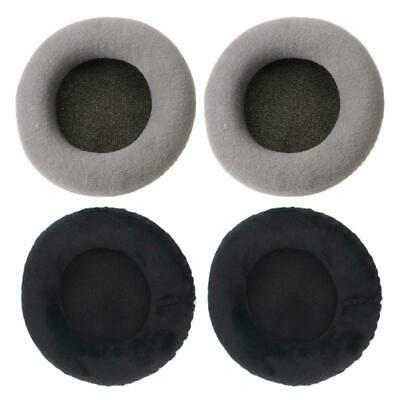 Soft Velvet Foam Ear Pads Cushions For Beyerdynamic DT990 DT880 DT770 Headphones • 4.73£