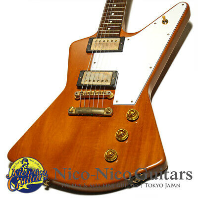 Gibson Custom Shop 2019 Historic 1958 Explorer EC VOS Heavy Antique Natural • 4,040.51£