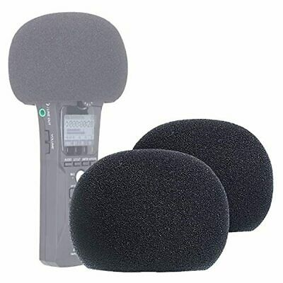 YOUSHARES Zoom H1n & H1 Recorder Foam Windscreen, Wind Cover Pop Filter Fits Zoo • 11.89£