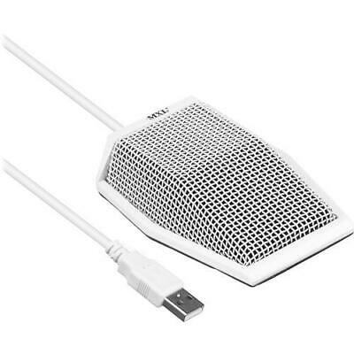 MXL AC-404 Portable USB Conferencing Microphone (White) *GREAT VALUE* • 58.41£