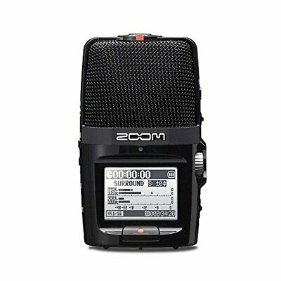ZOOM USB Microphone MS XY Linear PCM IC Handy Recorder Skype Compatible H2n • 206.41£