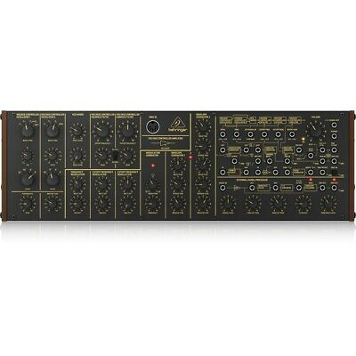 Behringer K-2 Analog And Semi-Modular Synthesizer With Dual VCOs, Ring Modulator • 220.39£