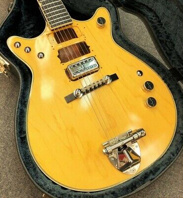 Gretsch G6131-MY Malcolm Young Signature Jet-Natural- • 2,620.43£