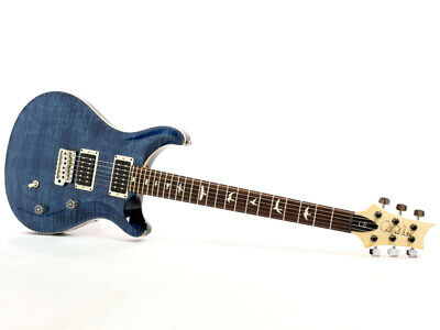 Paul Reed Smith: CE 24 Whale Blue Pattern Thin Neck Electric Guitar • 1,979.97£