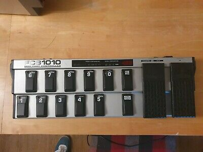 Behringer FCB1010 MIDI Foot Controller.  Used, Good Working Condition • 53£