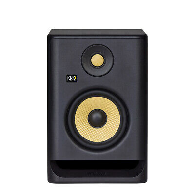 KRK RP5 ROKIT 5 G4 Professional Bi-Amp 5  Powered Studio Monitor, Black, Single • 116.30£