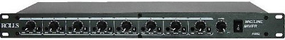 Rolls RM82 8 Channel Mic/Line Mixer • 191.29£