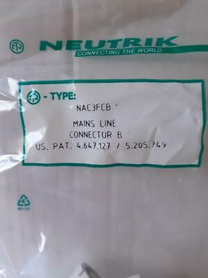 Neutrik NAC3FCB Mains Output Connector B • 5£