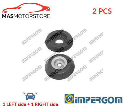 Top Strut Mounting Cushion Set Front Impergom 25743 2pcs G New Oe Replacement • 68.95£
