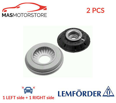 Top Strut Mounting Cushion Set Front LemfÖrder 33735 01 2pcs P New • 72.95£