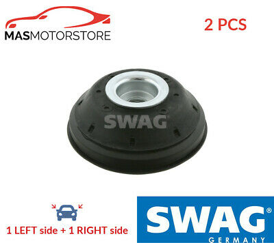 Top Strut Mounting Cushion Set Front Swag 40 92 8405 2pcs G New Oe Replacement • 78.95£