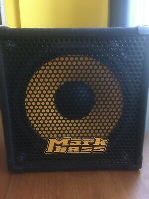 Markbass Traveler 151P 400W 1x15  Bass Cab (Made In Italy)+Cover+Speakon Cable • 200£