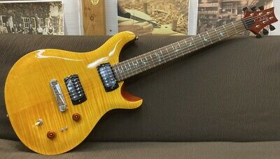 Paul Reed Smith Prs Se Paul'S Guitar �`Amber�` Guitar *Wrn966 • 1,174.89£