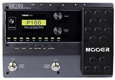MOOER GE150 Electric Guitar Amp Modelling Multi Effects Pedal New • 199.43£