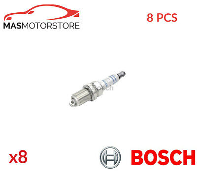 Engine Spark Plug Set Plugs Bosch 0 242 229 659 8pcs P New Oe Replacement • 25.95£