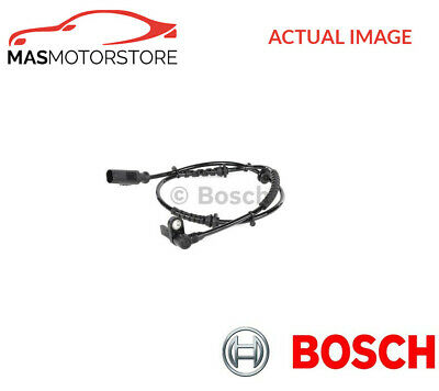 Abs Wheel Speed Sensor Front Bosch 0 265 008 089 I New Oe Replacement • 31.95£