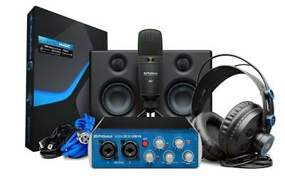 PreSonus AudioBox Studio Ultimate Bundle • 224.28£