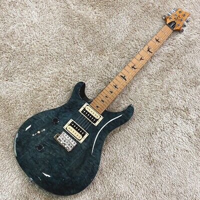Paul Reed Smith: SE Custom 24 Roasted Maple L GN Grey Black Lefty • 832.68£