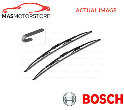 Windscreen Wiper Blade Lhd Only Front Bosch 3 397 118 400 G New Oe Replacement • 25.95£