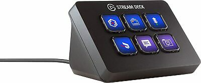 Elgato Stream Deck Mini Controller Creation Of Content IN Direct 6 Keys • 246.37£