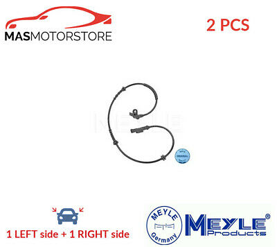 Abs Wheel Speed Sensor Pair Front Meyle 614 800 0013 2pcs A New Oe Replacement • 51.95£