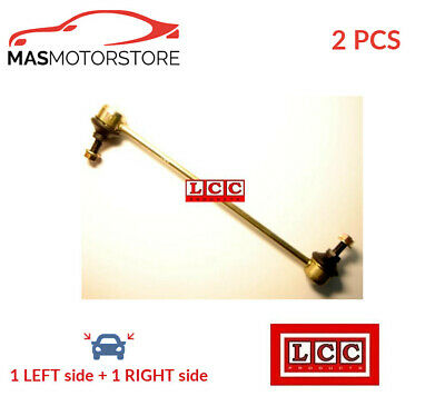 Anti Roll Bar Stabiliser Pair Front Lcc Products K-046 2pcs P New Oe Replacement • 30.95£