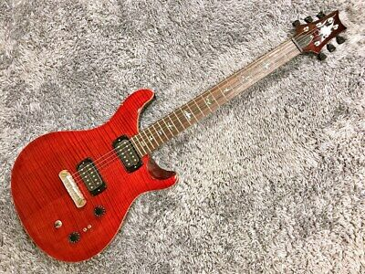 Paul Reed Smith Prs Se Paul'S Guitar Fire Red Burst Guitar *Wrq953 • 932.66£