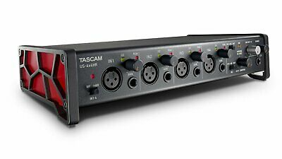 Tascam 4-In/4-Out Hi-Res USB Audio Interface W/ 4 Mic Preamps - US-4x4HR • 158.07£