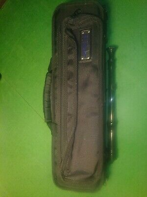 Used Protec International Recorder Or Flute Case Black Music With Free Kingsley  • 18.17£