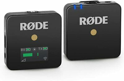 NEW RODE Wireless Go Road Microphones Microphone System • 256.02£