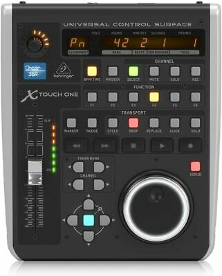 BEHRINGER Ethernet USB MIDI Interface X-TOUCH ONE Ship With Tracking Number NEW • 245.28£