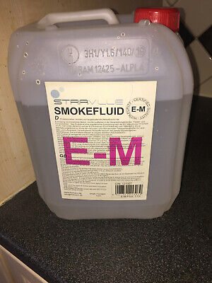 Starville E-M Smoke Fluid - Almost 5 litres