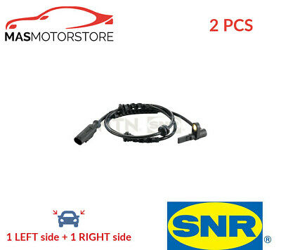 Abs Wheel Speed Sensor Pair Front Snr Asb15305 2pcs P New Oe Replacement • 45.95£